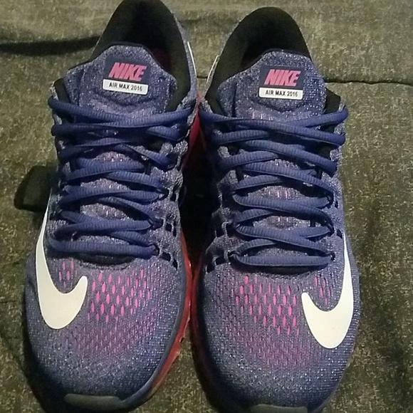 Nike Wmns Air Max 2016 806772 502